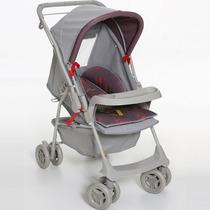 Carrinho De Bebê Berço-passeio Galzerano Milano Reversív