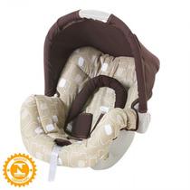 Cadeira P/ Auto Bebe Conforto Piccolina Cacau Off Galzerano