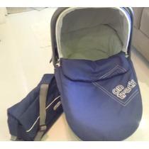 Moisés Peg Pérego Azul + Bolsa Térmica