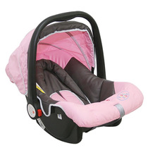 Bebê Conforto Rosa Baby Style (novo C/ Garantia)