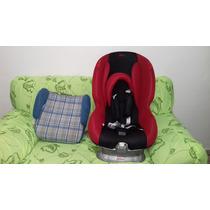 Assento Infantil + Cadeira Infantil Para Carro Novo Sem Uso