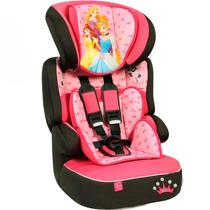 Cadeira Cadeirinha Para Carro Disney Princesas 36 Kg