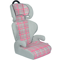Cadeira Para Auto Tutti Baby 15 À 36kg Xadrez Rosa