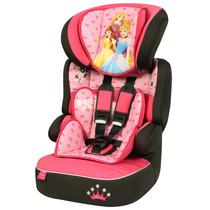 Cadeira De Auto Disney Poltrona Para Carro 9 À 36kg Princesa