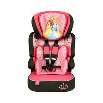 Cadeira Bebe Auto Disney Princesa 9 A 36 Kg Travesseiro