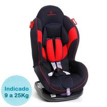 Cadeira Para Auto Must - Azul E Vermelho Galzerano
