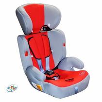 Cadeira Cadeirinha Auto Poltrona Carro Bebe 9-36 Kg Vermelha