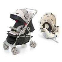 Carrinho De Bebê Maranello E Bebê Conforto Piccolina - P