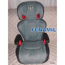 Cadeira/assento C/ Encosto Para Auto - Burigotto 15 À 36 Kg