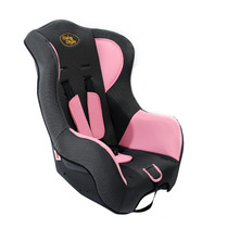 Cadeira P/auto Baby Style 9 A 18 Kg Cinza/rosa