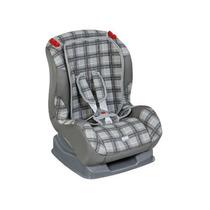 Cadeirinha Para Carro Tutti Baby 9 A 25 Kg Xadrez Cinza