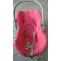Bebê Conforto Galzerano Cor Rosa Usado
