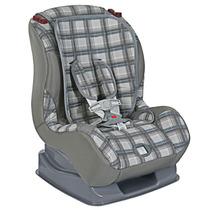 Cadeira Para Auto Tutti Baby 9 À 25kg Atlântis Xadrez Cinza