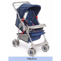 Carrinho Bebê Milano Reversível Galzerano Frete Grátis P/ Sp