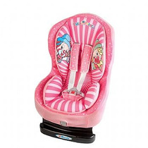 Cadeira De Segurança Baby Safe Patati & Patatá Rosa Hércules