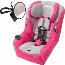 Bebê Conforto Maxi Cosi Pria 85 C/ Espelho - Rosa C/ Cinza