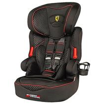Cadeira De Auto Ferrari Poltrona Para Carro 9 À 36kg Black