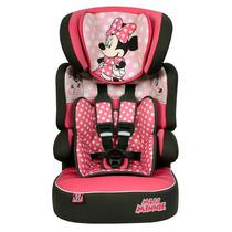 Cadeira Para Auto Disney Beline Sp - Minnie Mouse - Team Tex