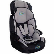 Cadeira Para Automóvel Baby Style 09 A 36kg - Cinza