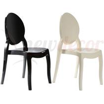 Cadeira New Sophia Louis Ghost Em Pp - Cozinha/jantar/lazer