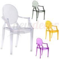 Cadeira Sophia Louis Ghost - Super Promoção 12x Sem Juros