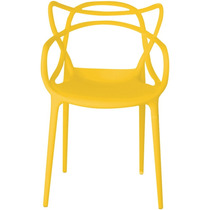 Cadeira Allegra Amarela Ana Maria Braga Design Lazer Rivatti