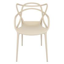 Cadeira New Nude Polipropileno Protecao Uv Externa Interna