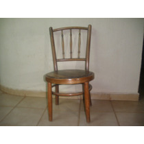 Lidissima Cadeira - P/ Toucador - Antiga.