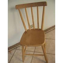 Cadeira Madeira Marfim