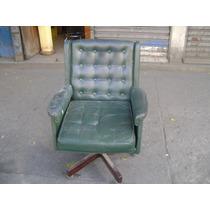 Cadeira De Braço Sergio Rodrigues