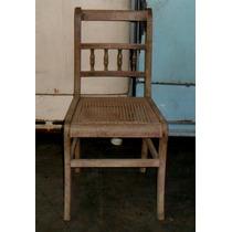 Cadeira Em Madeira - Avulsa.