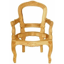 Cadeira Infantil Luis Xv, Cadeirinha Infantil, Poltrona Infa