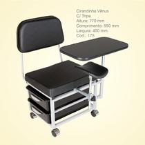 Cadeira Manicure Luxo, Cirandinha Manicure