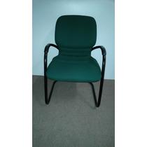 Poltrona Cadeira Recepção/ Escritório Fixa Empresa
