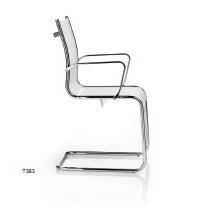 Cadeira Fixa Com Braços - Modelo Slim (italiana)