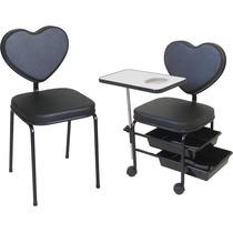 Kit Manicure Duos Love = Cirandinha Love + Cadeira Cliente