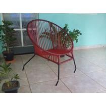 Cadeira Fio Espaguete Oval