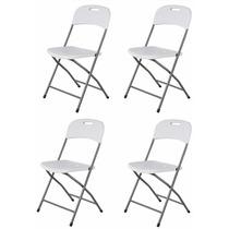 Cadeira Dobravel Fixa Seatwell / Lifetime 4 Unidades