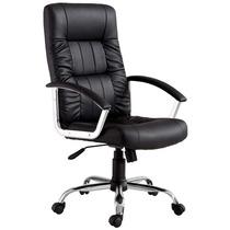 Cadeira Office Presidente Plus; Couro Sintético Função Relax