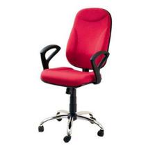 Cadeira Presidente Lombar C/ Lâmina Base Gás Braço Regulave