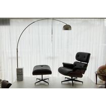 Poltrona Lounge Charles & Ray Eames +ottoman Original