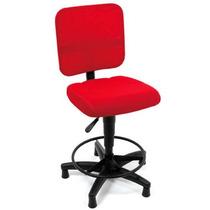 Cadeira Caixa/ Portaria Executiva Em Tela Draft Base Rhodes