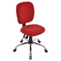 Cadeira Italic Executiva Com Base Back System Cromada Rhodes