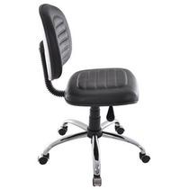 Cadeira Executiva Gomada Base Cromada Rhodes- Campinas- Sp