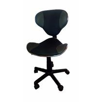 Cadeira De Escritório Com Rodinnhas E Regulagem De Altura