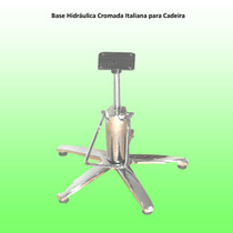 Base Para Cadeira Hidraúlica