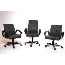 Conjunto De Cadeiras Giroflex