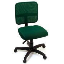 Cadeira Giratória Executiva Em Tela Draft Base Rhodes