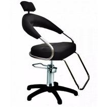 Cadeira Futurama Hidraulica Para Cabeleireiros Lubel