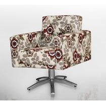 Cadeiras Decorativas Poltronas Sala De Estar E Recepção
